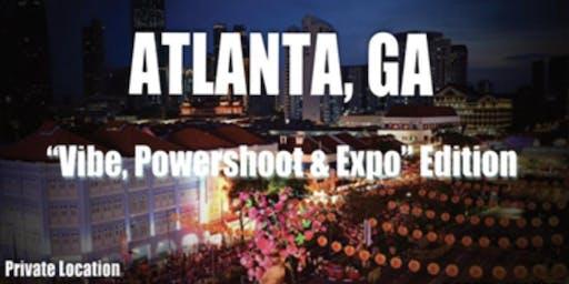 3rd Annual Alopecian Beauty Mixer ATL (Vibe, Powershoot & Expo) Event