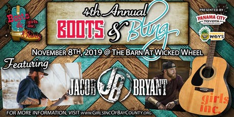 2019 Boots & Bling Gala tickets