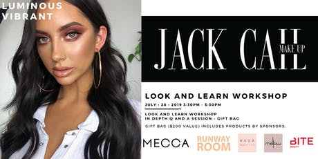 Jack Cail Look and Learn - Luminous Vibrant tickets