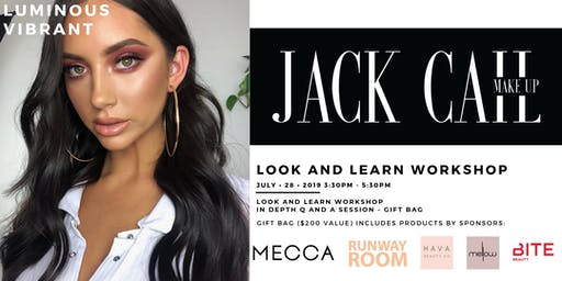Jack Cail Look and Learn - Luminous Vibrant