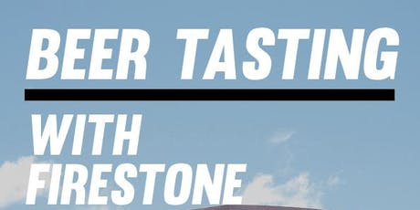Beer Tasting with Firestone Walker tickets