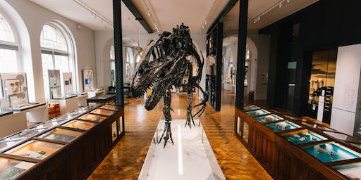 Dinosaur Poetry Workshop at the Lapworth!