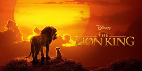 The new LION KING movie - Charity Screening for Canberra Pet Rescue tickets