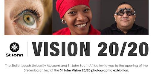 St John Vision 20/20 exhibition - Stellenbosch