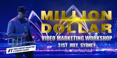 Million Dollar Video Marketing Workshop