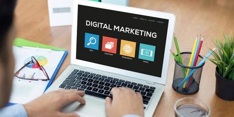 Digital Marketing Bootcamp - in partnership with Cosmic Digital tickets