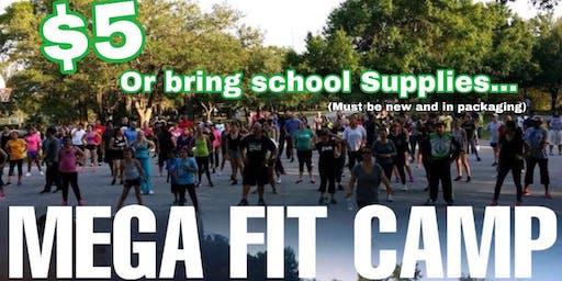 Back to School Mega FIT CAMP