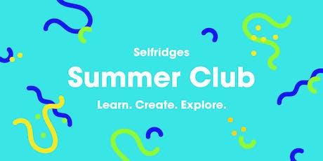 Crafty Kids, Selfridges Birmingham tickets