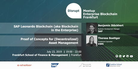 Blockchain in Enterprise: How Companies are Using Blockchain Today tickets