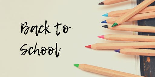 Back to School - Essential Oils for Kids