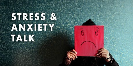 Stress and Anxiety Talk tickets
