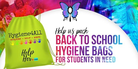 Back to School Hygiene Packing Event tickets