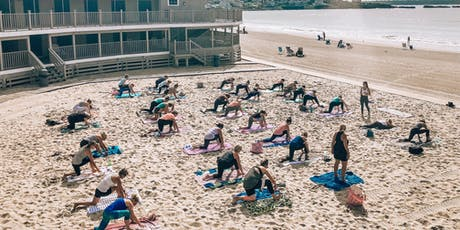 Yoga on the Beach + Brunch tickets