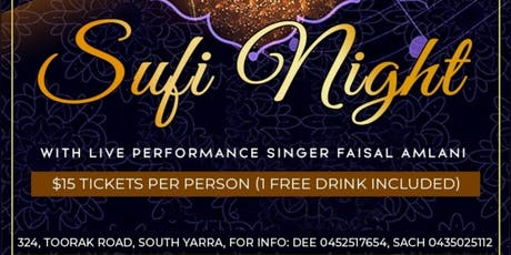 Sufi Musical Night - A Magical Evening tickets