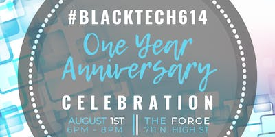 #BlackTech614 One Year Anniversary Party