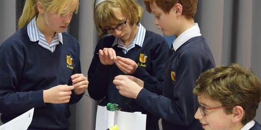 Problem Solving Challenge - 12th February 2020 - George Abbot School, Guildford, GU1 1XX