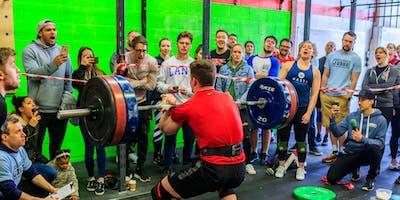 CrossFit Volentia Autumn Quad Squad 2019