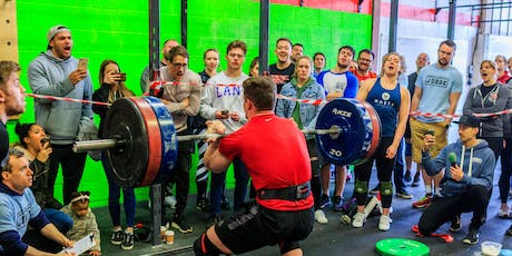 CrossFit Volentia Autumn Quad Squad 2019 tickets