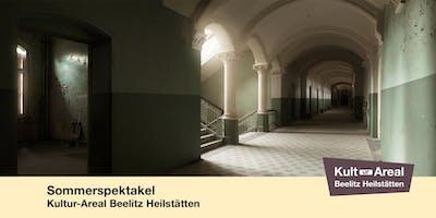 Sommerspektakel im Kultur-Areal Beelitz Heilstätten