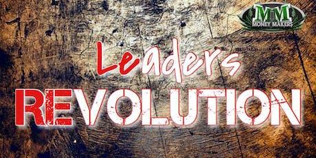 Leaders Revolution tickets