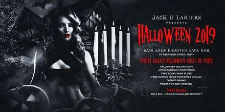 Halloween Perth 2019 Dress Up Party tickets