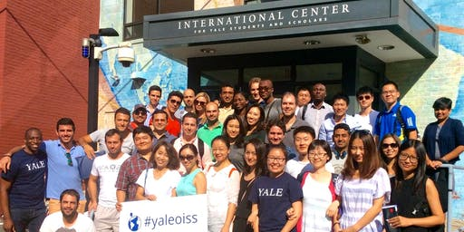 OISS Check-in & Orientation: GSAS Non-Degree Students