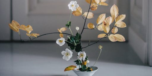 TOAST Curates | Japanese Floristry with Frida Kim