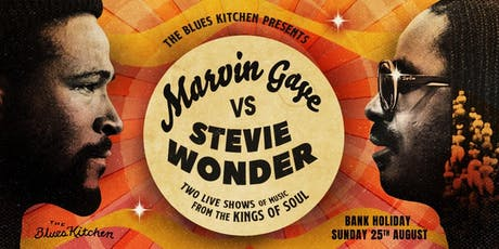 Marvin Gaye vs Stevie Wonder tickets