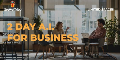 2 Day A.I. Course for Business tickets