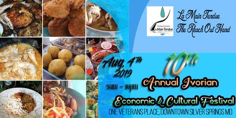 The 10th Annual Ivorian Economic and Cultural Festival tickets