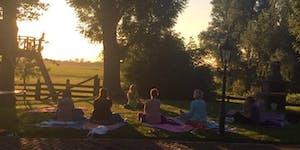 Yogafestival aan 't Gein