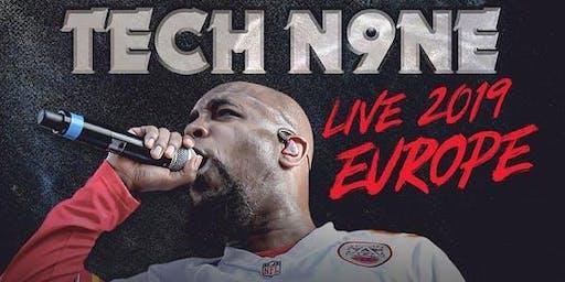 Tech N9ne w/ Krizz Kaliko Live in Hamburg - 25.08.19 - Logo