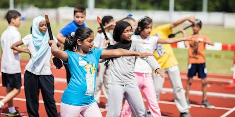 Athletics Camp with BFTTA - 5 to 8 August for 8 to 17 year olds tickets
