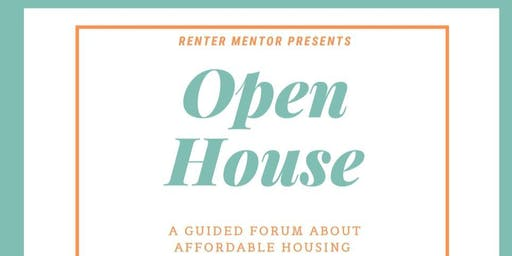 Open House: A Guided Forum on Affordable Housing