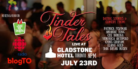 Tinder Tales Hot n' Heavy tickets