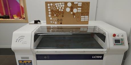 Formation à la Découpeuse Laser billets