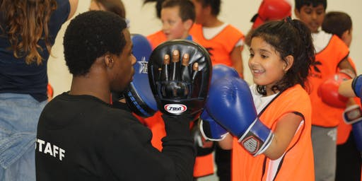 Boxing Camp with Dagenham Boxing Club - 5 to 6 August for 5 to 7 year olds