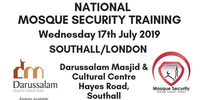 Mosque Security and leadership, Workshop/Ealing