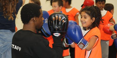 Boxing camp with Dagenham Boxing Club - 5 to 6 August for 8 to 10 year olds