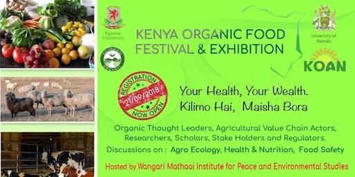 The Organic Festival KE