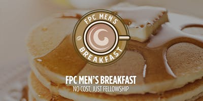Four Points Church - Men's August Breakfast