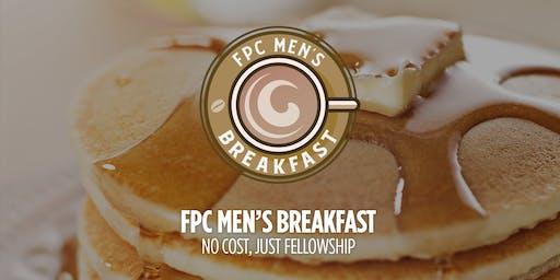 Four Points Church - Men's August Breakfast