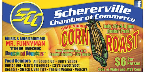 56th Annual Schererville Corn Roast