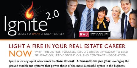 Real Estate IGNITE Course - 16 Transactions Guaranteed! tickets