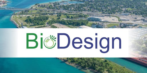 """The Canadian BioDesign Conference """"Enabling the Canadian Bioeconomy Strategy"""""""