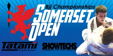 Somerset Open Bjj Championships tickets