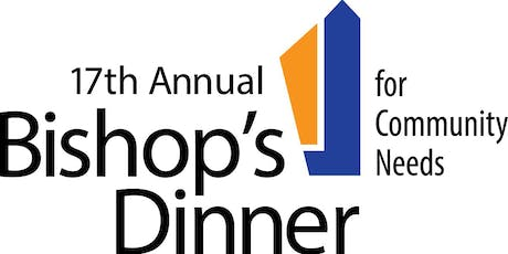 2019 Bishop's Dinner for Community Needs tickets