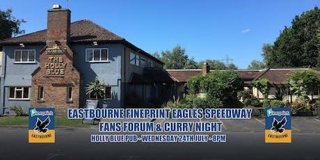 Eastbourne Eagles Fans Forum tickets