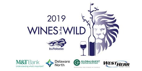 Wines in the Wild 2019 tickets