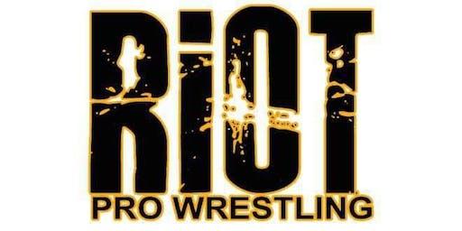 Riot Pro Wrestling presents Resurrection